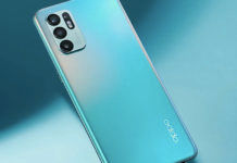 OPPO Reno 6 4G with Snapdragon 720G and 44mp selfie camera Launched price specs sale offer