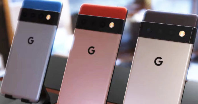 Google delists Pixel 5 and Pixel 4a smartphone ahead of the Pixel 6 series launch