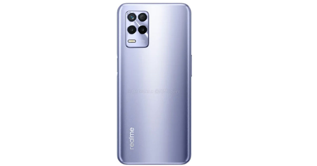 Exclusive Realme 8s 5g phone design specifications revealed with 64MP camera Dimensity 810 soc