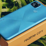 Realme C21Y RMX3261 geekbench listing Android GO Phone Launch soon in Low Budget