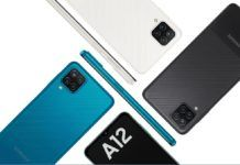 Samsung Galaxy A12 India Launch