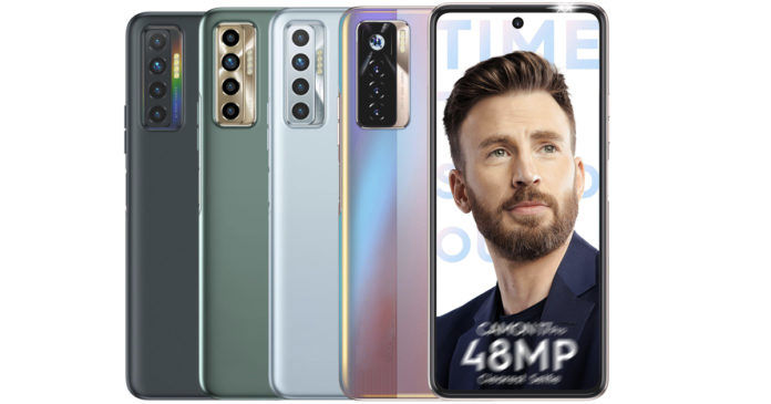 Tecno Camon 17 and Camon 17Pro launched in India Price Specs Sale Offer free TECNO Buds1