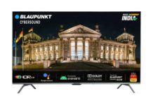 blaupunkt 50 inch cybersound 4k android tv