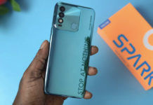 Low budget smartphone Tecno Spark 8 officially launched price specs sale offer