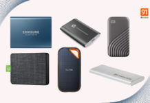 Best external SSDs to buy from Amazon India
