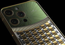 Caviar Rolex inspired apple iPhone 13 Pro limited edition collection cost price rs 13 lakhs