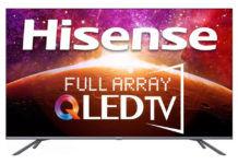 Hisense 55-inch 4K QLED Smart TV