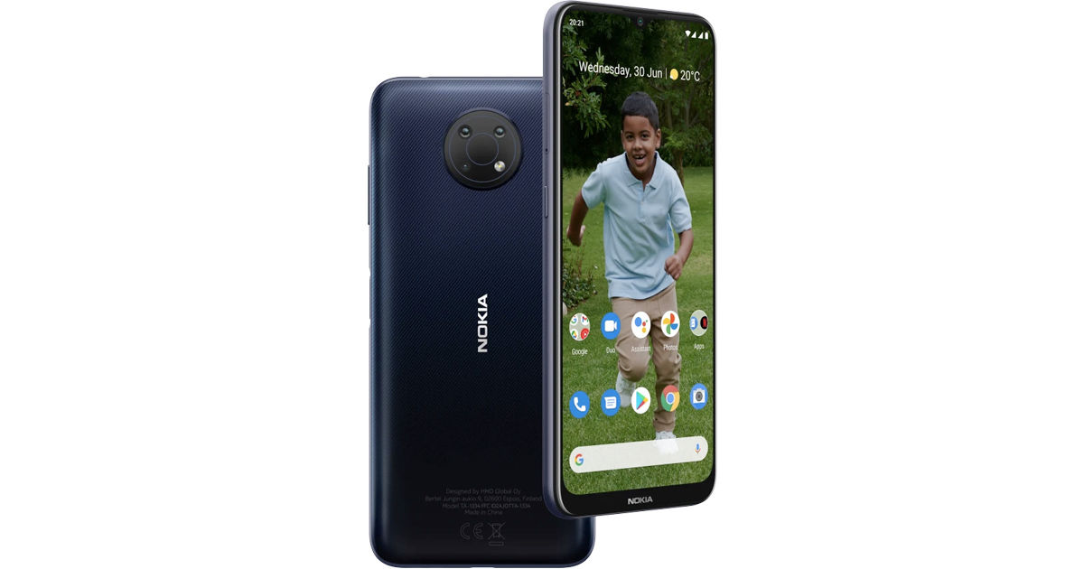 Nokia G10 launched in india Price at rs 12149 sale Jio Exclusive offer