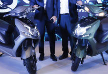 OKAYA FREEDUM Launched Made In India E Scooter Electric Vehicle Price Feature Sale