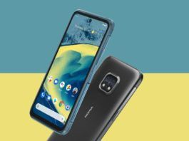 nokia xr20 features in india