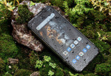 Rugged Phone OUKITEL WP17 with MIL-STD-810G certification and 8300mAh Battery