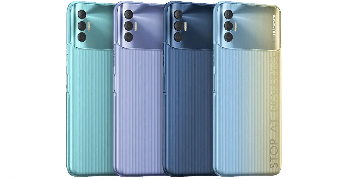 TECNO Spark 8P announced with 50MP triple rear camera Specs Price Sale offer